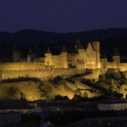 CitŽ de Carcassonne -AUDE